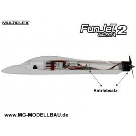 1-00962 Antriebssatz FunJet ULTRA 2