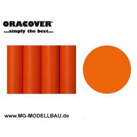 ORATEX Bespanngewebe orange 1mtr.