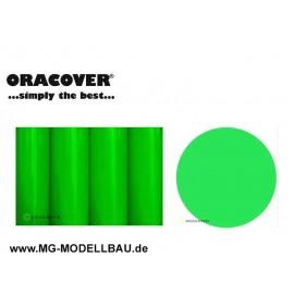 Klebefolie fluorzierend grün 1mtr.