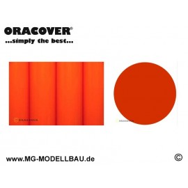 ORASTICK Klebefolie orange 05mtr.
