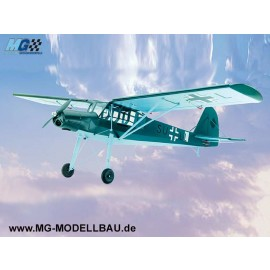 Fieseler Storch Kit 2080 mm mit Rippen