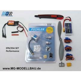 Motorset EPA 1400KV / 20AH Performance