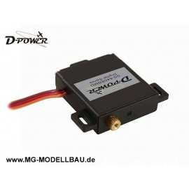 D-Power AS-840BB MG Servo Mini