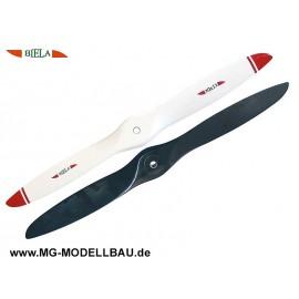 Luftschraube 2-Blatt 20x12 Biela-Sport