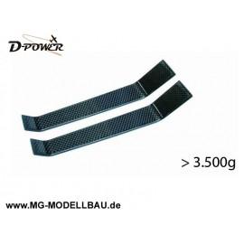 Carbon Fahrwerk - für Modelle bis 3500g