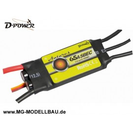 D-Power Antares 65A S-BEC Brushless Regl
