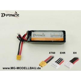 D-Power SD-5800 4S Lipo (14,8) 45C