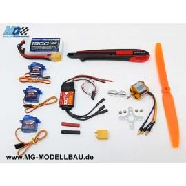Motorset EPA III 1400KV / 20AH