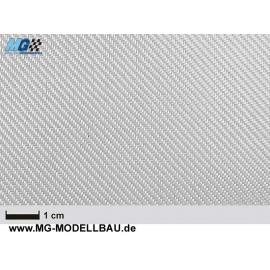 Glasgewebe 110 g/m² (Köper) 100x100mm