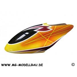 Kabinenhaube GFK 450 Gelb/Lila