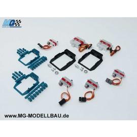 KST F5J Set 2 x KST X10 Mini