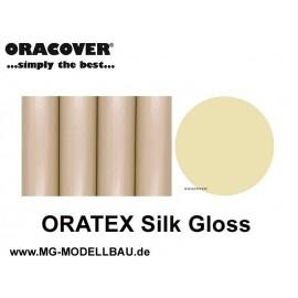 ORATEX Silk Gloss Gewebe antik 0,5mtr