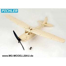 Micro Cessna L-19 Kit wingspan: 445mm