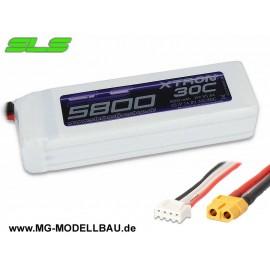 SLS XTRON 5800mAh 4S1P 14,8V 30C/60C