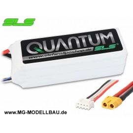 SLS Quantum 5800mAh 6S1P 22,2V 30C/60C
