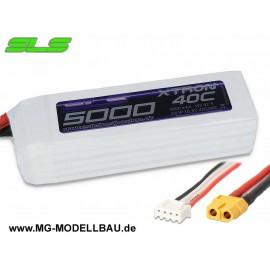 SLS XTRON 5000mAh 5S1P 18,5 V 40C/80C