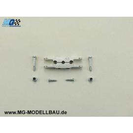 KLEMM - Mittelteil 41/ 8 - Welle 4mm