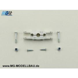 KLEMM - Mittelteil 41/ 8 - Welle 6mm
