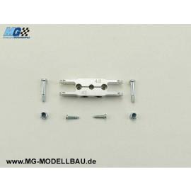 KLEMM - Mittelteil 43/ 8 - Welle 4mm