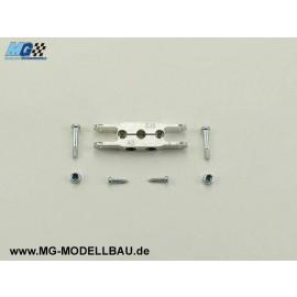 KLEMM - Mittelteil 43/ 8 - Welle 6mm