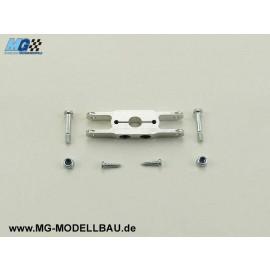 KLEMM - Mittelteil 45/ 8 - Welle 5mm