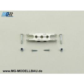 KLEMM - Mittelteil 48/ 8 - Welle 5mm