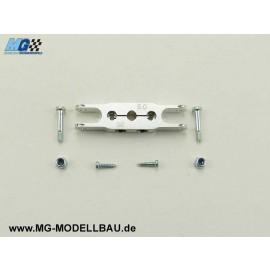 KLEMM - Mittelteil 50/ 8 - Welle 5mm